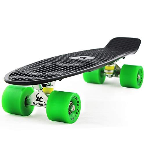 Mini Cruiser Retro Skateboard for Kids