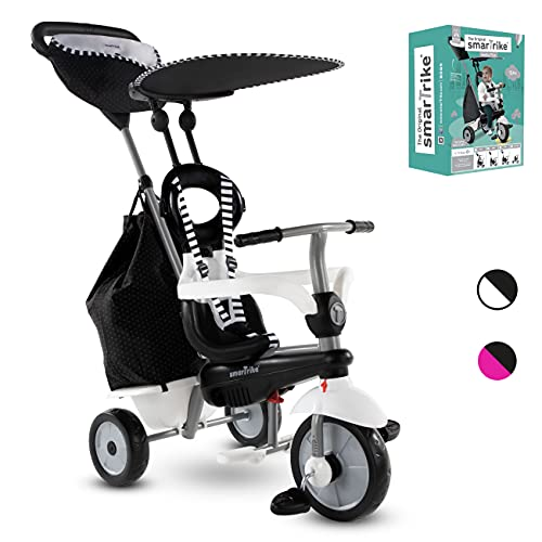 smarTrike Vanilla Plus Toddler Tricycle