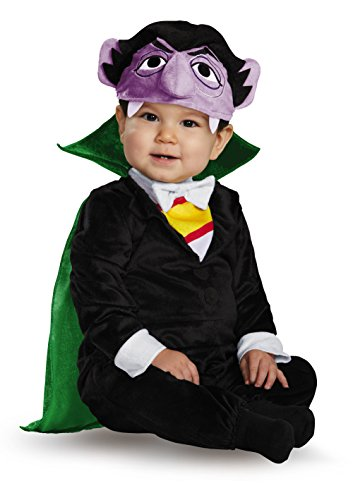 Count Deluxe Infant Costume