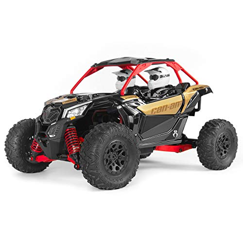 Axial Yeti Jr. Can-Am Maverick X3 RC Rock Racer