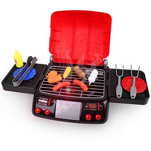 LBLA Pretend Play Food BBQ Playset