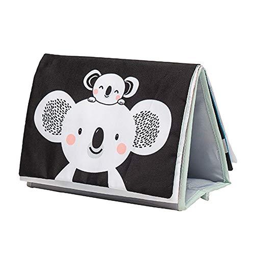Taf Toys Koala Infant Tummy-time Soft Crinkle Activity Book