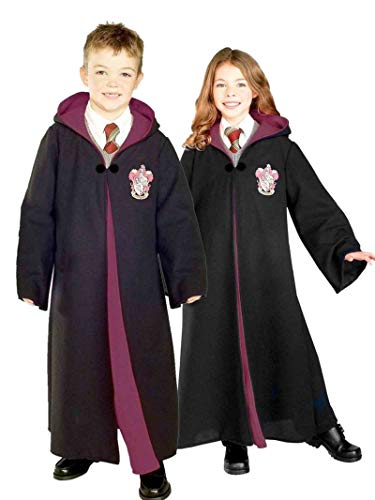 Rubie's Child's Harry Potter Deluxe Gryffindor Robe