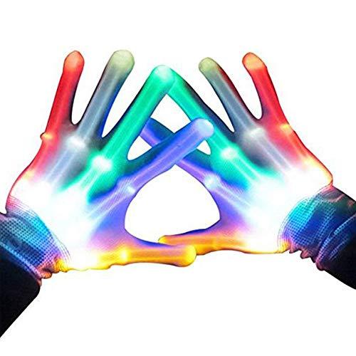 TOP-TOY Flashing LED Gloves