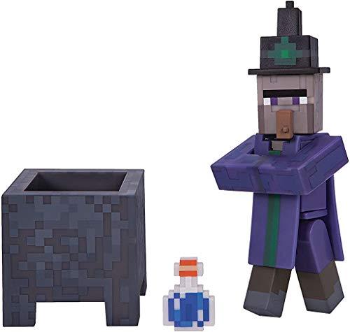 Minecraft Series 3 Witch Action Figure
