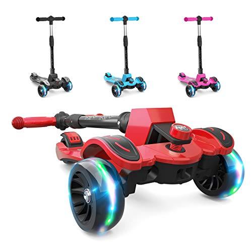 6KU Kids Kick Scooter - Best Portable Option