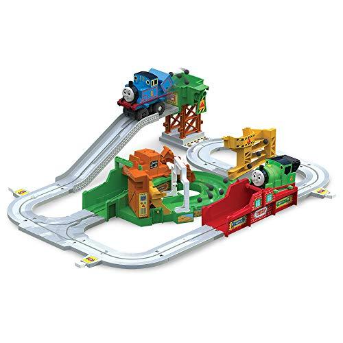 Thomas & Friends Big Loader, Motorized Toy Train Set