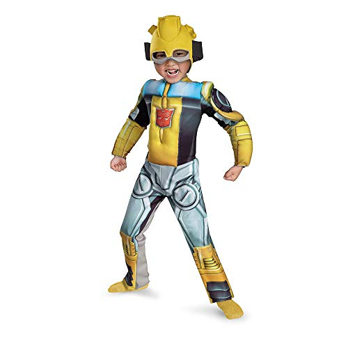 Disguise Costumes Bumblebee Rescue Bot