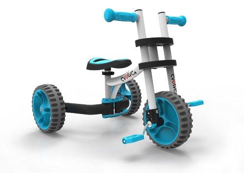 YBIKE Evolve Ride-On Balance Bike