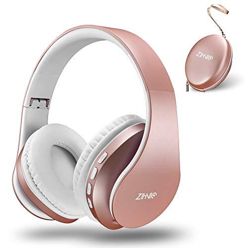 Zihnic Bluetooth Headphones