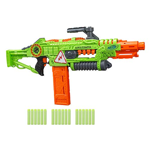 Revoltinator Nerf Zombie Strike Toy Blaster (Best Quality Option)