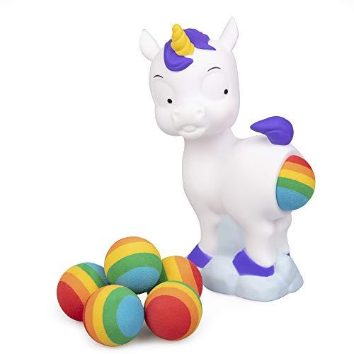Hog Wild Pooping Unicorn Popper Toy