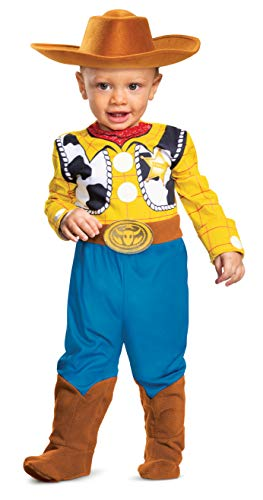 Woody Deluxe Infant Costume - Best Budget Option