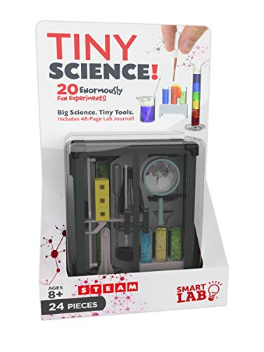 SmartLab Toys Tiny Science (Best Quality Option)