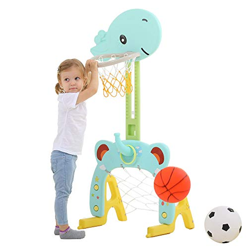 3 in 1 Sports Activity Center Grow-to-Pro - Best Quality Option