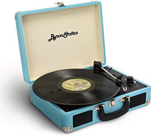 Byron Statics Vinyl Record Player