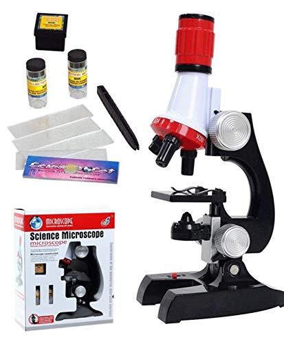 Kids Microscope Beginner Microscope Kit