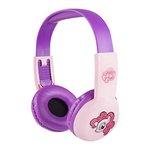 My Little Pony Kids Safe Over The Ear Headphones HP2-03057