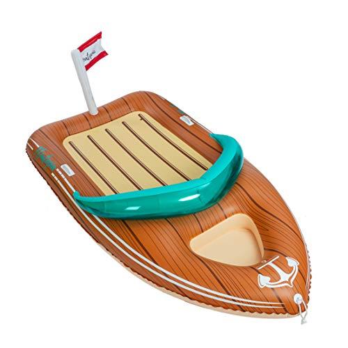 JOYIN Inflatable Boat Pool Raft