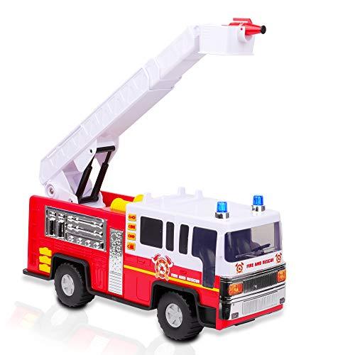 Playkidiz 15in. Fire Truck Toy