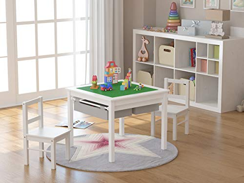 UTEX 2-in-1 Kids Multi Activity Table