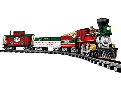 Lionel North Pole Central Model Train Set