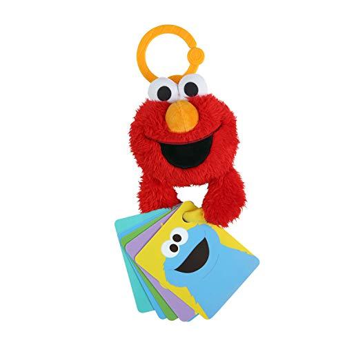 Bright Starts Sesame Street ABC Fun with Elmo On-The-Go Take-Along Toy