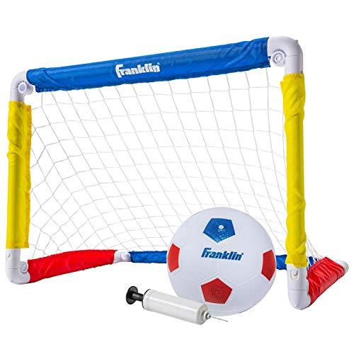 Franklin Sports Kids Mini Soccer Goal Set