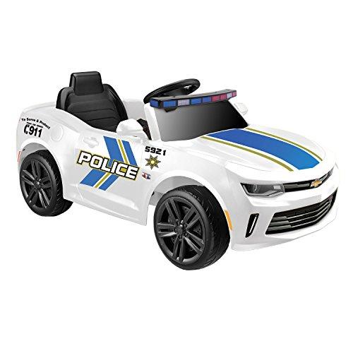 Kid Motorz Chevrolet Racing Camaro Police Edition