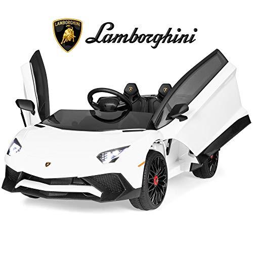 Lamborghini Aventador SV Sports Car Toy