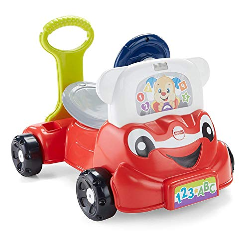 Fisher-Price - Laugh & Learn 3-in-1 Smart Car
