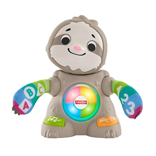 Fisher-Price Linkimails Smooth Moves Sloth (Best Quality Option)