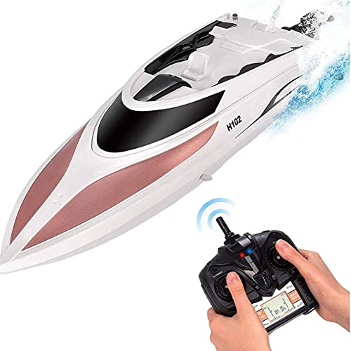 RC Boat - Remote Control Boat for Kids and Adults