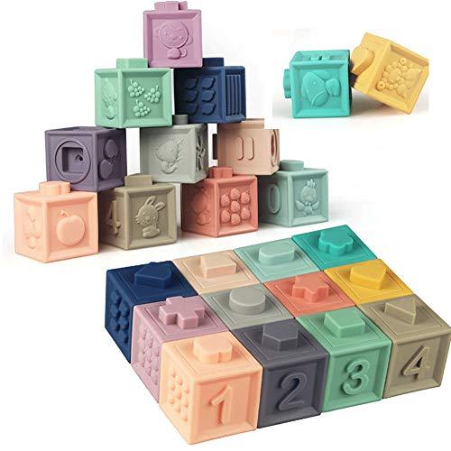 Soft Stacking Blocks