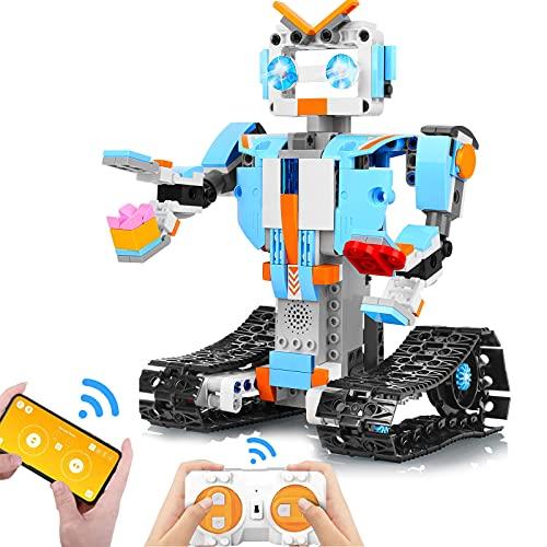 AOKESI Building Block Robot Kit