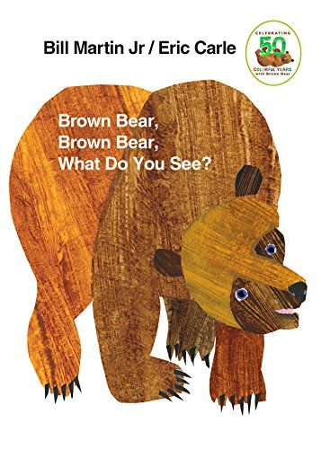 Brown Bear, Brown Bear, What Do You See? (Best Budget Option)