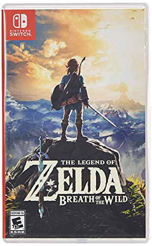 The Legend of Zelda: Breath of the Wild (Ages 8 and up)