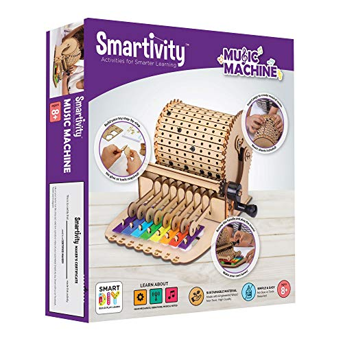 Smartivity Music Machine STEAM Building Kit