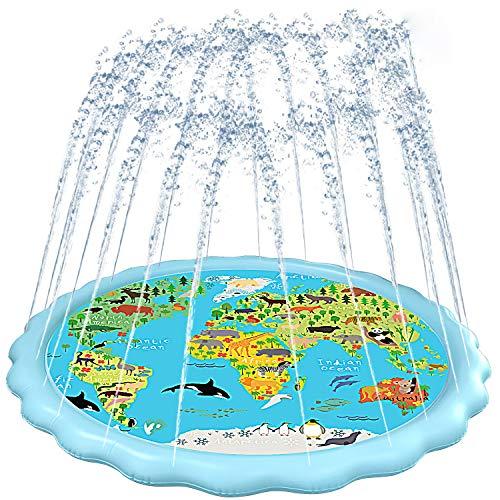Semai Splash Water Mat