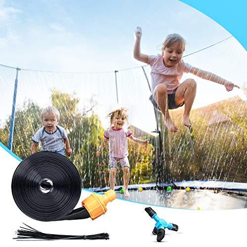 Chomunce Children's Trampoline Sprinkler