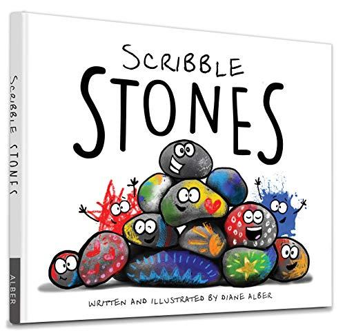 Scribble Stones Hardcover