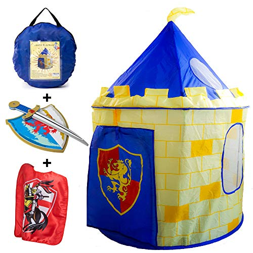 Nona Active Knight Castle Play Tent Set for Kids