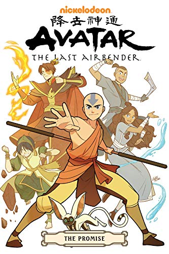 Avatar: The Last Airbender – The Promise Omnibus