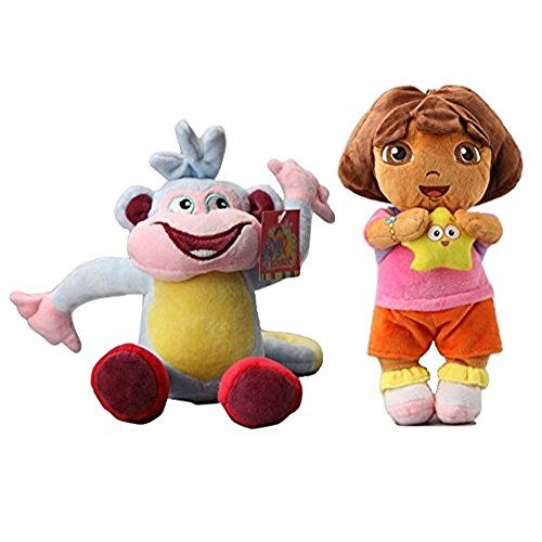 Dora the Explorer Plush