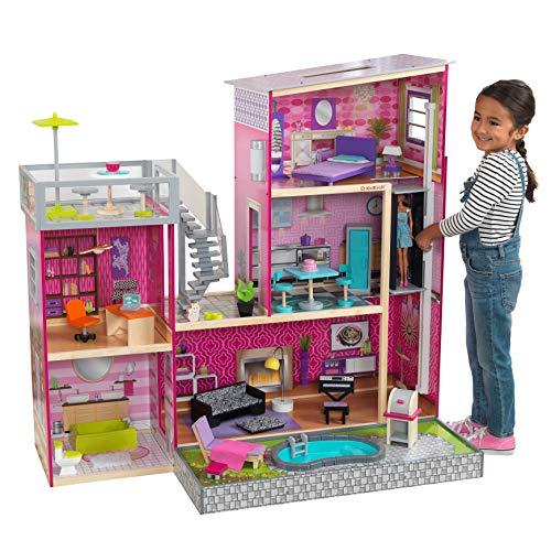 KidKraft Girl's Uptown Dollhouse