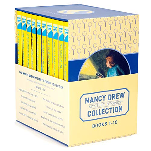 The Nancy Drew Mystery Stories Collection