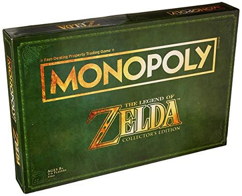 Monopoly Legend of Zelda Collectors Edition