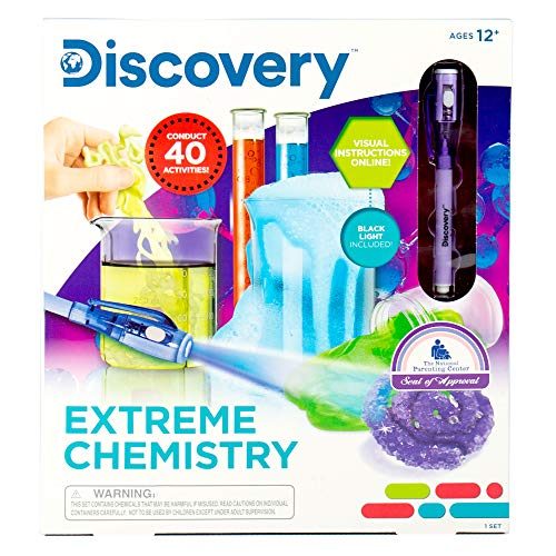 Discovery Extreme Chemistry Stem Science Kit