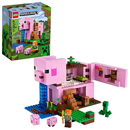 LEGO Minecraft The Pig House 21170