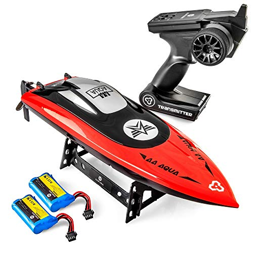 Altair AA102 RED RC Boat